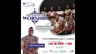 The Power Of Worship Live with Soul Winners