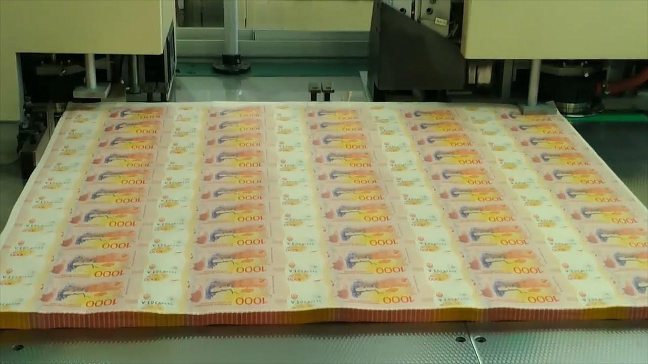 Emisión monetaria.