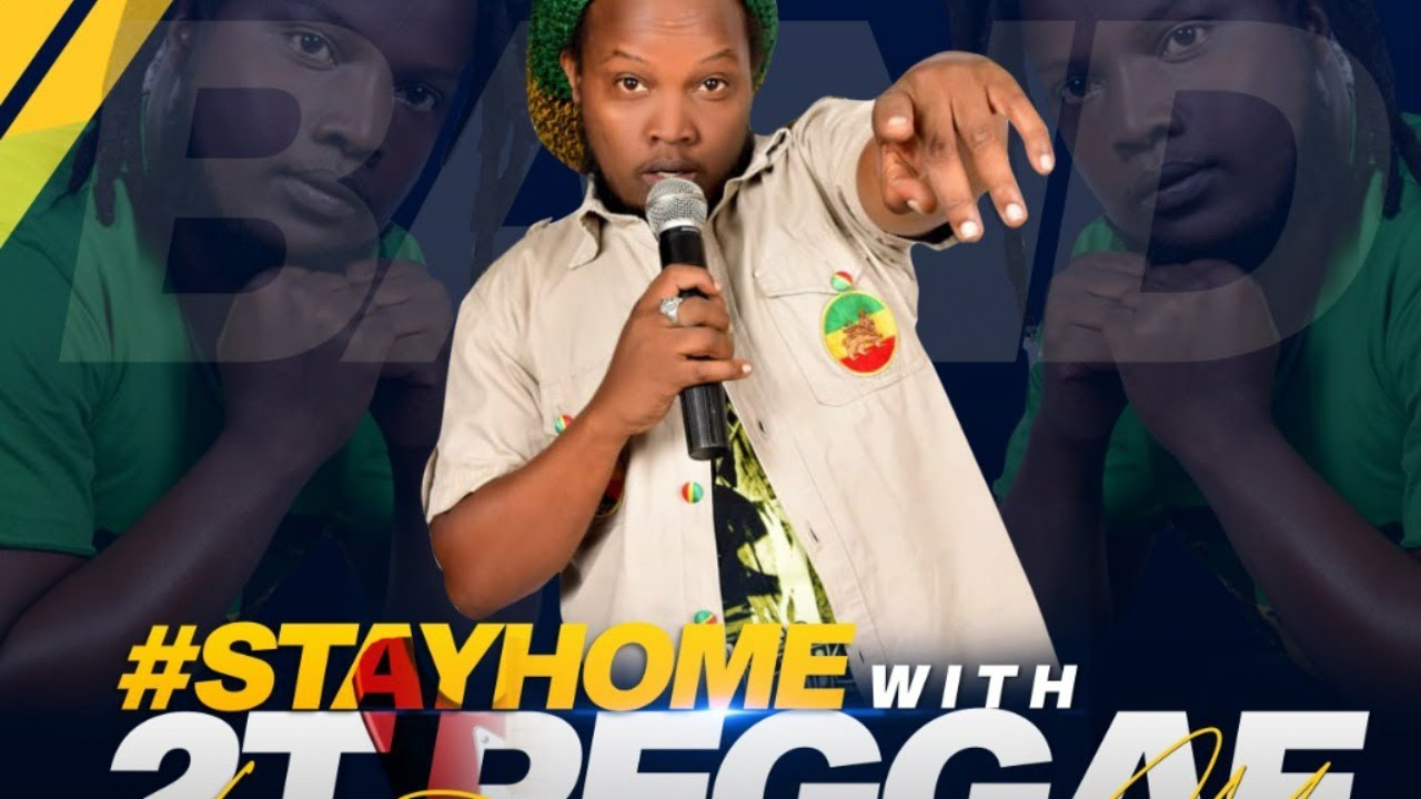 #STAYHOME LIVE SHOW WITH 2T REGGAE MAN AND MPD BAND