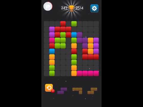 Block Puzzle Legend Mania