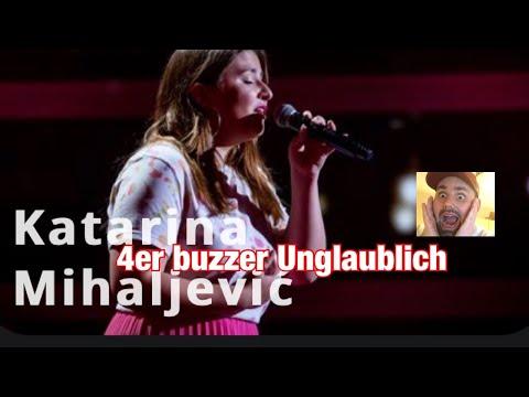 The Voice of Germany 2021 Katarina Mihaljević Olivia Rodrigo - Drivers License#thevoiceofgermany#