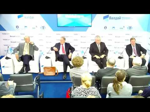 "Panel Discussion ""The State of Russia-West Relations and Prospects for the Future""."
