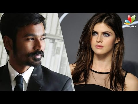 I am extremely glad to work in Hollywood film - Dhanush | New Movie