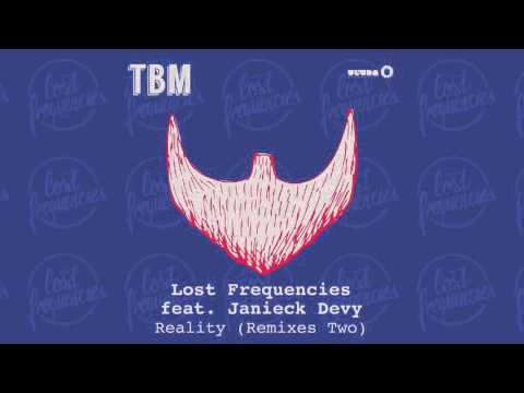 Lost Frequencies feat. Janieck Devy - Reality (Felon Remix) [Cover Art]