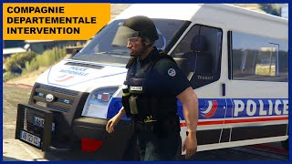 GTA5 | Police Nationale -  Opération anti-stupéfiants | Multiplayer Roleplay