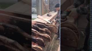 Изготовление декоративных кобылок