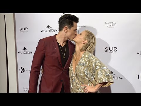 Tom Sandoval and Ariana Madix 3rd Annual LoveCampaign Party Red Carpet