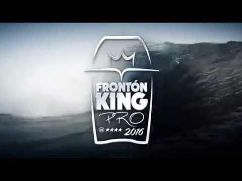 Gran Canaria Fronton King Pro 2016 Highlights day 2