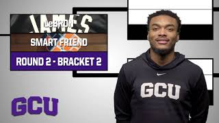 This or That: Carlos Johnson (GCU Men's Basketball)