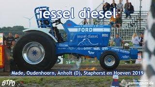 iessel diesel - Made Oudenhoorn, Anholt (D), Staphorst en Hoeven 2019