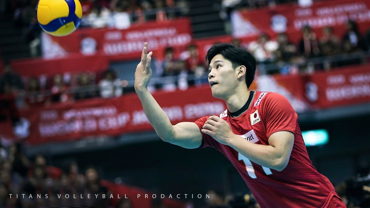 Yuji Nishida Destroys Canada with 6 Aces in a Row | World Cup 2019