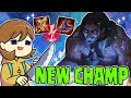 *New* Champion SYLAS is TOO STRONG! This Is Going To BREAK The Game!
