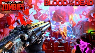 BLOOD OF THE DEAD MAIN EASTER EGG BOSS FIGHT SOON! BO4 ZOMBIES!