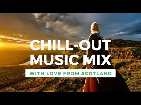 Chill-Out Music. Relaxed Electronic/Hip-Hop & Scotland Photo Slideshow