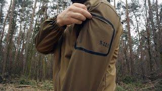 5.11 Chameleon Softshell Jacke / REVIEW