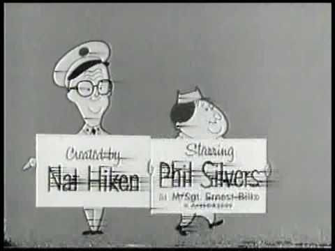 CBS-Phil Silvers Show