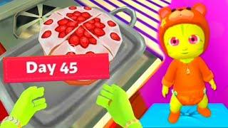 🍼 MOTHERSimulator Happy Virtual Family Life [DAY 45] Gameplay - Walkthrough [Android -iOS] screenshot 3