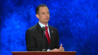 "Reince Priebus: ""We Built It"""