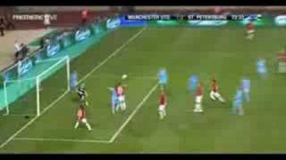 UEFA Super Cup 2008 Final - Manchester United vs Zenit