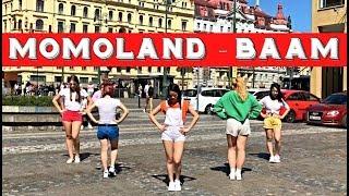 [K-POP IN PUBLIC] MOMOLAND (모모랜드) - BAAM   MONSTER CREW SHORT COVER