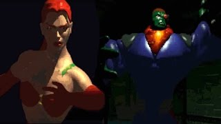 FX Fighter (PC) Playthrough - NintendoComplete