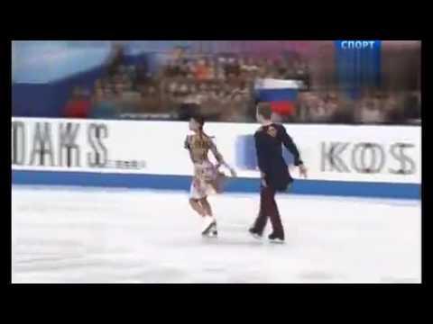 Уйгурский танец на льду