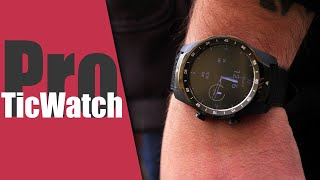 TicWatch Pro: Hybridní hodinky…