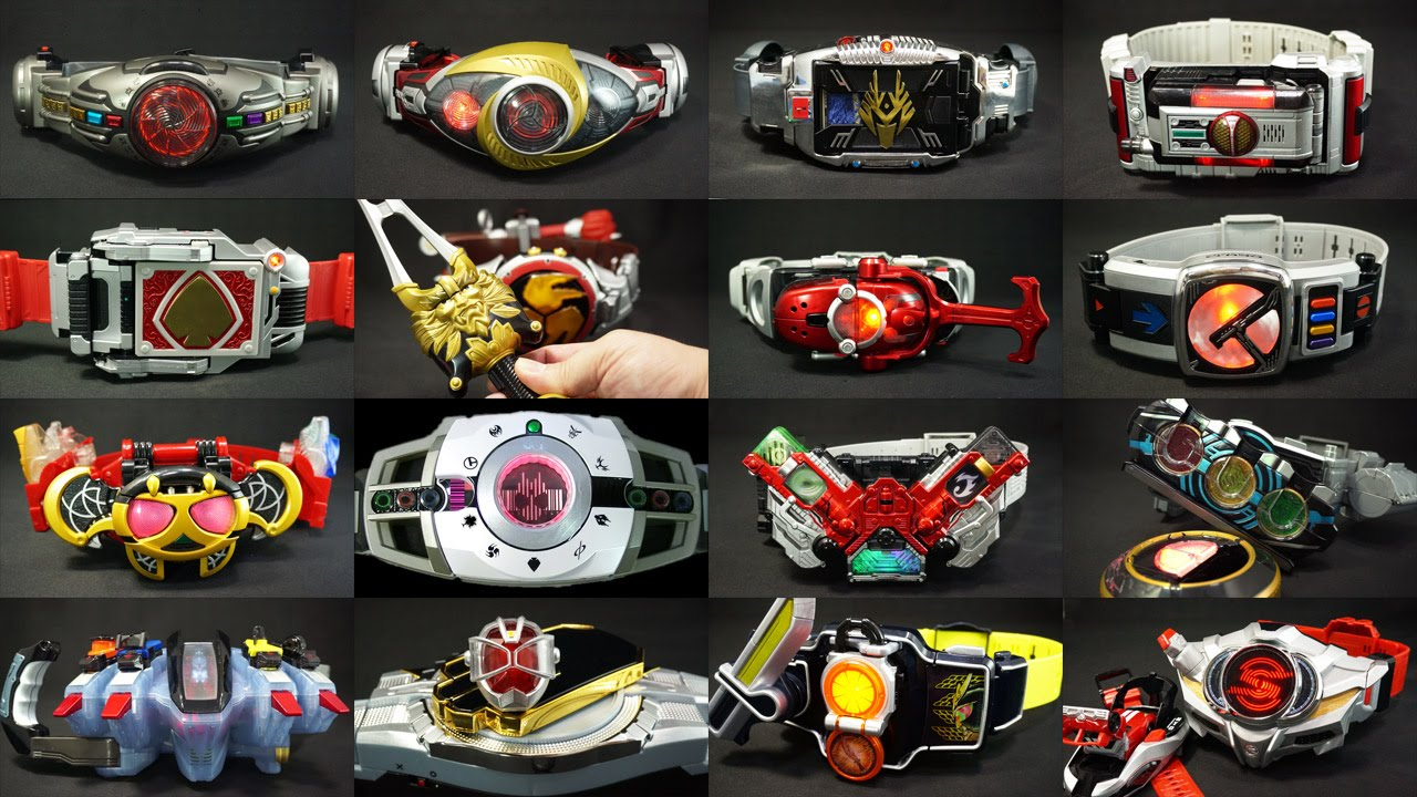 仮面 ライダー 01 ベルト