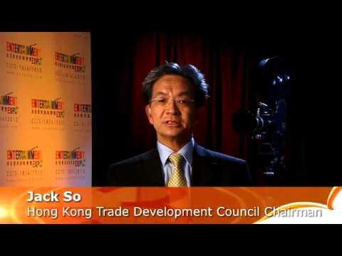 Jack So: Hong Kong Film Industry Back on Track