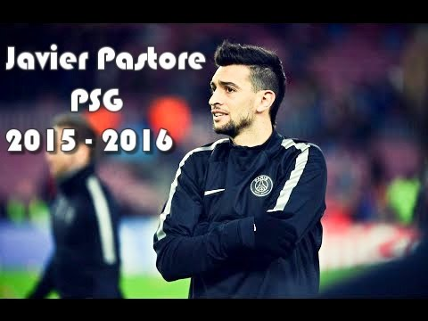 "Javier Pastore - ""El Flaco"" - Skills and Goals 2015-2016"