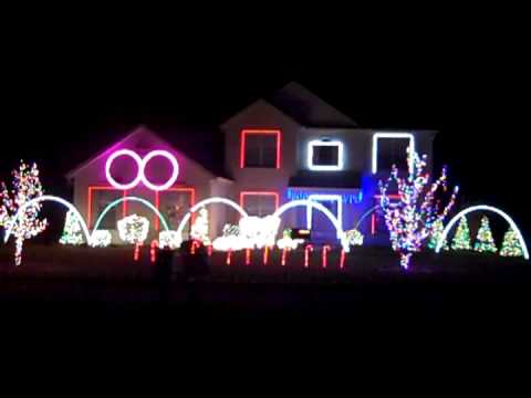 Music Box Dancer by DJ Schwede Christmas Light Show - Music Box Dancer By DJ Schwede Christmas Light Show - YouTube