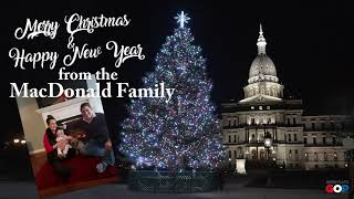 Merry Christmas and Happy New Year from Senator MacDonald