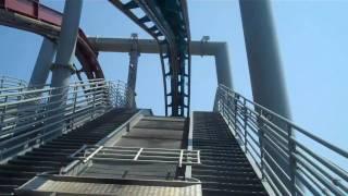 Dragon Challenge Roller Coaster At Universal Studios Orlando