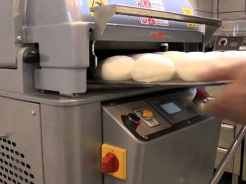 Polin (RAM) Bun Divider Moulder (BDM) Available From Www.brookfood.co.uk - Bakery Equipment