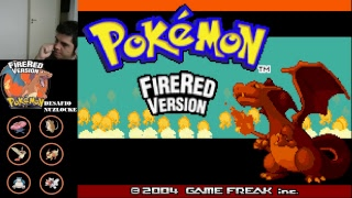 Pokemon Fire/RED - 8# Desafio Nuzlocke Final