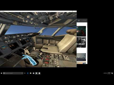 X Plane with FlyInside Oculus Rift VR for PC & Home Theater Talk