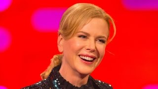 Nicole Kidman discusses Robbie Williams - The Graham Norton Show: Series 16 Episode 9 - BBC One