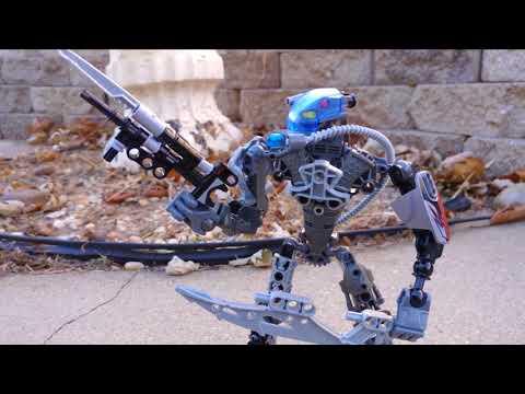 Bionicle Moc: Matrix - Demolition Expert