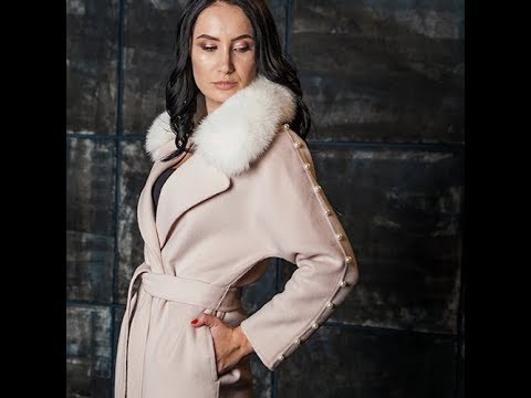 Женское пальто VIP Италия, Весна 2015, Осень 2015  www.isabellamsk.ru
