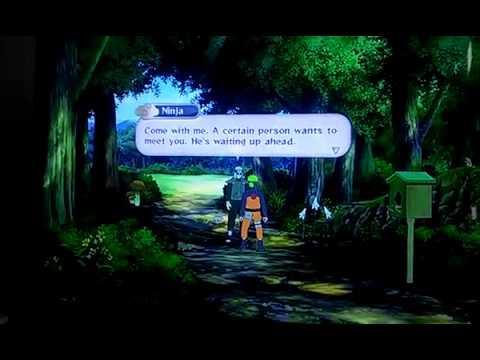 Code secret Naruto Storm 2