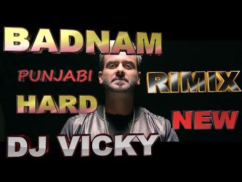 Munda Badnam Ho Gaya! Mankirt Aulakh !Feat Dj  Vicky JATAWAT! HARD ELECTRO DJ RIMIX!
