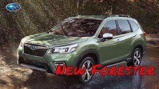 видео Тест-драйв нового Subaru Forester