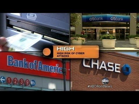 Iranian Hackers Attack U.S. Banks