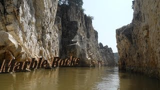 MARBLE ROCKS JABALPUR BOATING|BOATMAN'S POEM IN HINDI |BOLLYWOOD|NARMADA RIVER|BHEDAGHAT||MP TOURISM