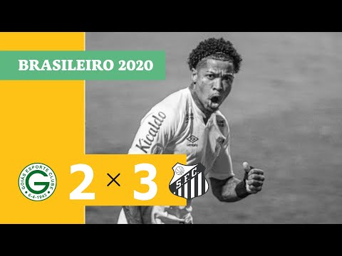 Goias Santos Goals And Highlights
