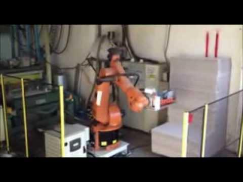 scatolificio martinelli srl caricatore robotizzato youtube