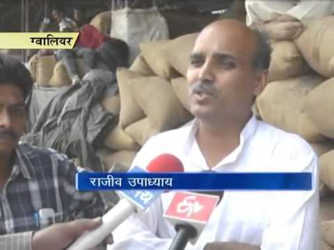 Farmers in distress over major crops loss due to rain, hailstorm