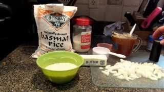 Easy Pressure Cooker Recipes - Risotto Rice