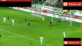 Akhisar spor 3-0 Galatasaray Maç Özeti (23 Eylül 208)