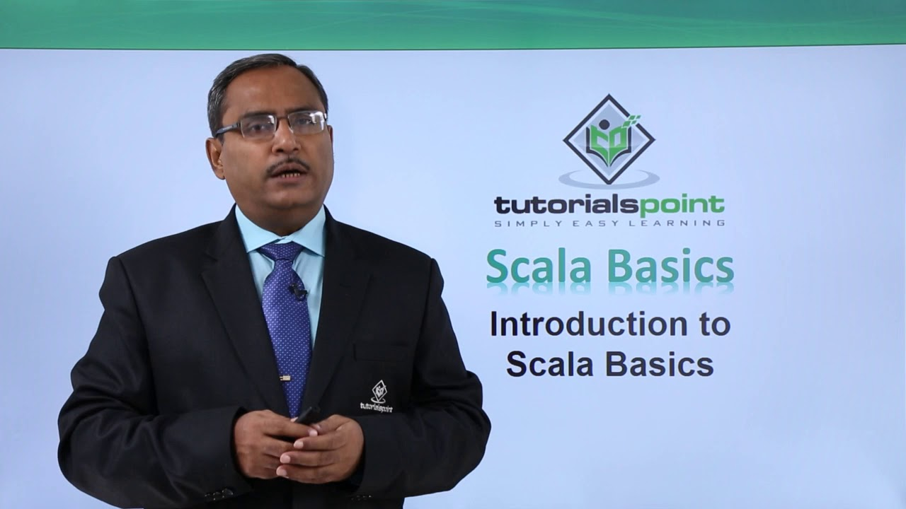 716de3caac9 Introduction to Scala Basics - YouTube